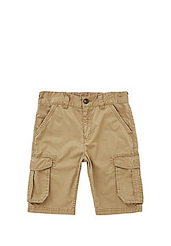 F&F Cargo Shorts - Tan