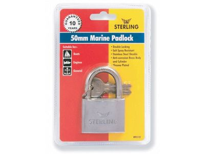 Sterling Mpl142 Db Marine Padlock 40Mm