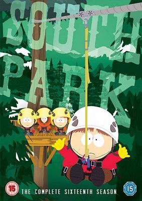 South Park - Series 16 - Complete (DVD Boxset)