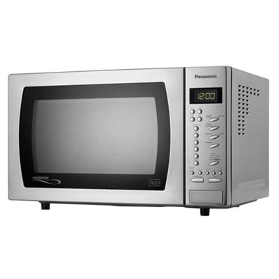 Panasonic NN-ST479SBPQ Solo Microwave, 27L - Stainless Steel