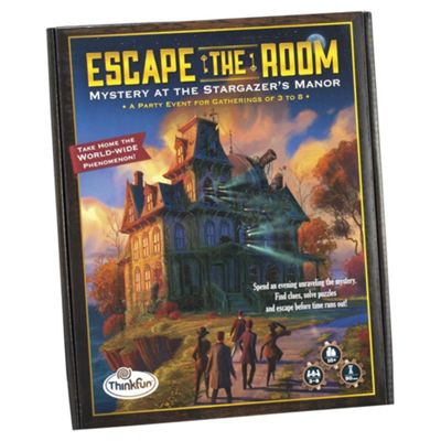 Escape the Room - Mystery at Stargazer Manor