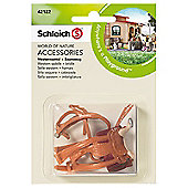 Schleich Farm Life Western Saddle & Bridle