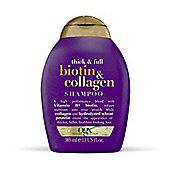 OGX Biotin and Collagen Shampoo 385ml