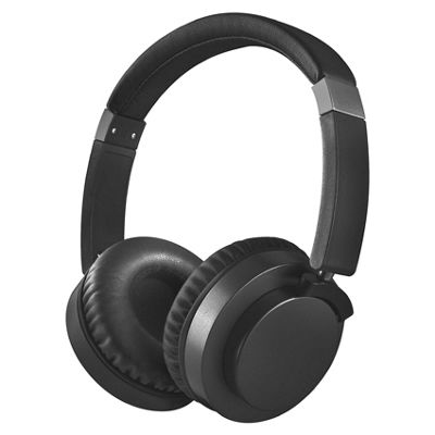 Akai Active Noise Cancelling Headphones Black