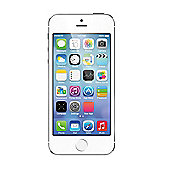 Unlocked Refurbished iPhone 5S 16GB - White/Silver