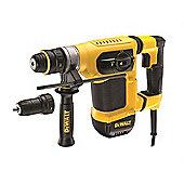 Dewalt D25414KT-GB 32 mm 240 V SDS Plus Multi-Drill with Accessories in TSTAK Kit Box