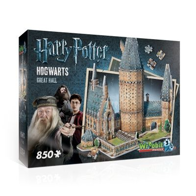 Hogwarts Great Hall - 3D Puzzle