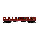 Hornby R4389 LMS Brake Coach