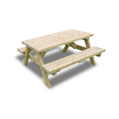 Oakham Picnic Bench - 5ft