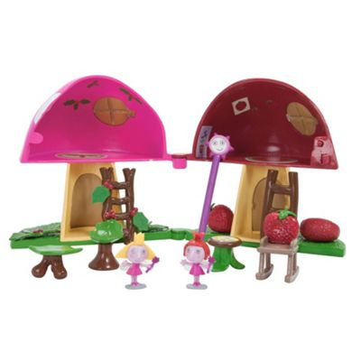 Ben & Holly's Little Kingdom Magical Toadstool Playset