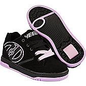 Heelys Propel 2.0 - Black/Lilac - Size - UK 1
