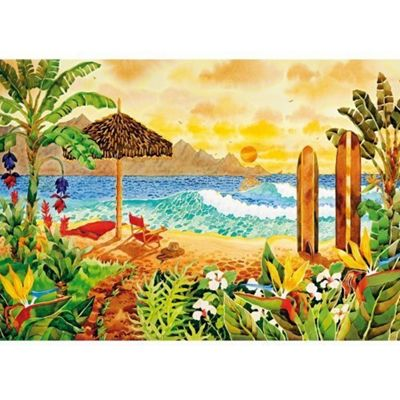 Surfing The Islands Puzzle