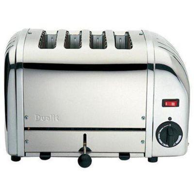 Dualit 40352 Vario 4 Slice Toaster - Silver