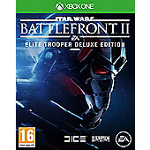 Star Wars Battlefront II: Elite Trooper Deluxe Edition (Pre order only) Xbox One