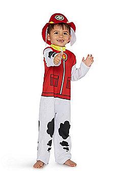 Nickelodeon Paw Patrol Marshall Fancy Dress Costume - Multi