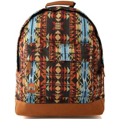 Children's Mi Pac Aztec Weave Backpack, Children's Backpacks, Boy's Backpacks