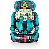 Cosatto Zoomi Group 123 Anti-Escape Car Seat (Monster Arcade)