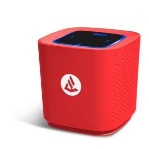 Beacon Phoenix Bluetooth Speaker - Red