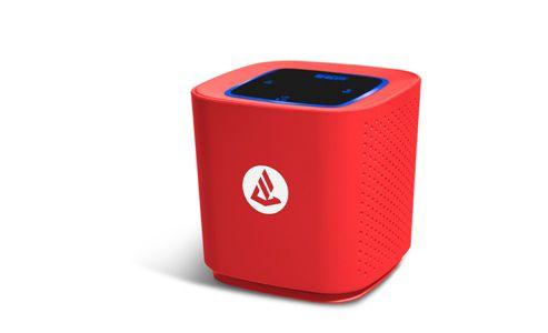 Beacon Phoenix Bluetooth Speaker - Red