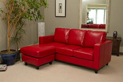 Sofa Collection Ventura Corner Sofa - Red