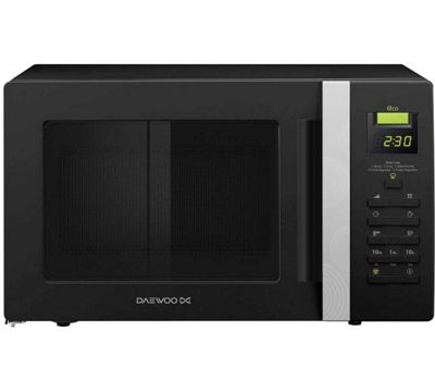 Daewoo KOR6A0R 20 Litre 800W Touch Control Microwave - Black