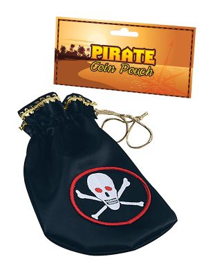 Bristol Novelty - Pirate Pouch