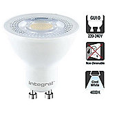 Integral LED GU10 Classic PAR16 5.7W (68W) 4000K 530lm Non-Dimmable Lamp Bulb