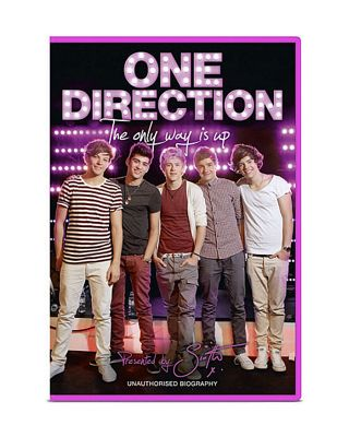 One Direction - The Only Way Is Up - Unofficial Biography (DVD)