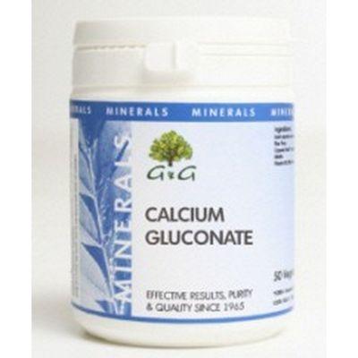 Calcium Gluconate Powder