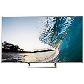 Sony KD55XE8577SU - 55 inch 4K UHD HDR SMART TV, Silver