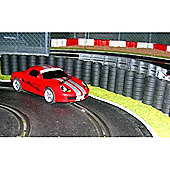 Slot Track Scenics Tw10 10 Tyre Wall Sections No Clips - For Scalextric