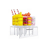 Andrew James 12 Piece Push Up Treat Pop Set