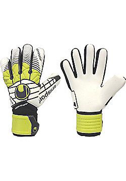 Uhlsport Eliminator Hn Soft Sf+ Junior Goalkeeper Gloves - Black