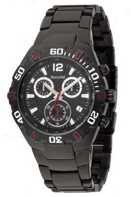 Accurist Gents Chronograph Watch MB831B