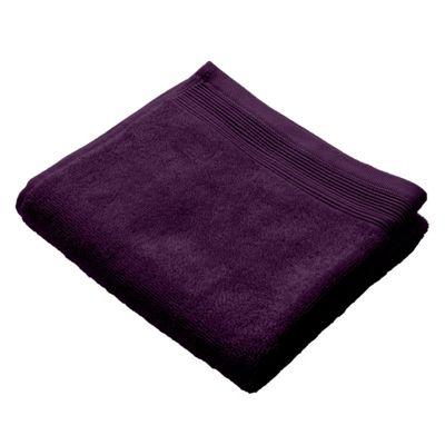 Homescapes Grape Luxury Hand Towel 500 GSM 100% Egyptian Cotton, 50 x 90 cm