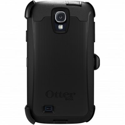 Otterbox Defender Case for Samsung Galaxy S4 - Black