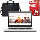 "Lenovo IdeaPad 310 - 80SM01AXUK - 15.6"" Laptop Intel Core i3-6006U 8GB 2TB Win 10 with Internet Security & Case"