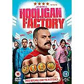 The Hooligan Factory Dvd