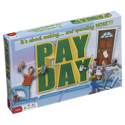 Pay Day Board Game