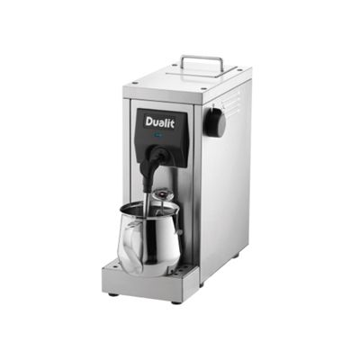 Dualit 84850 Stainless Steel XS15 Cino Milk Steamer - Silver