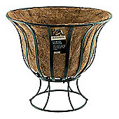 Gardman Blacksmith Curved Planter - 35cm (14)