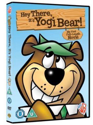 Hey There It'S Yogi Bear (DVD)