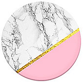 PopSockets - Official Expanding Stand and Grip for Smartphones and Tablets - Marble Chic