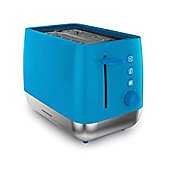 Morphy Richards 221110 Chroma Toaster Iris Blue