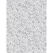 Muriva Lipsy Sequins Wallpaper Silver 144001