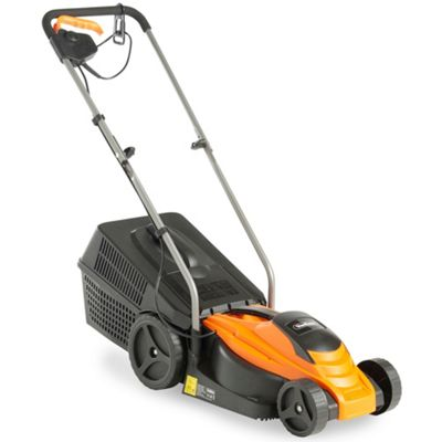 VonHaus 1000W Lawnmower with 32cm Cutting Width