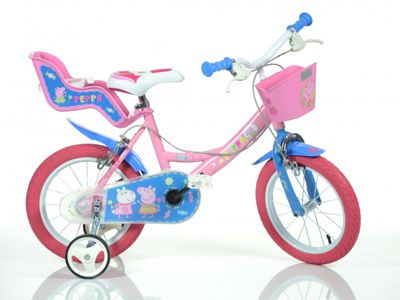 DINO Bikes Peppa Pig 14inch Bicycle