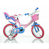 DINO Bikes Peppa Pig 14inch Bicycle