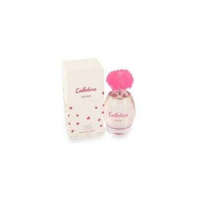 Cabotine Rose Eau De Toilette 100Ml Spray For Women By Gres Parfums.