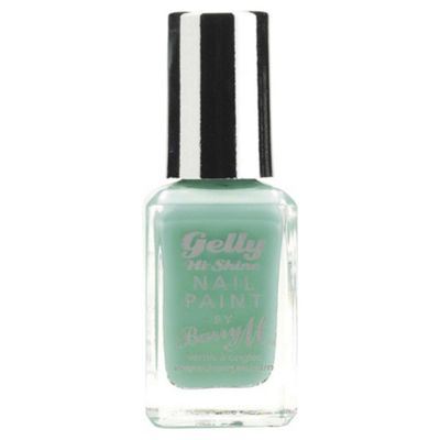 Barry M Gelly Nail Paint 12 Green Berry 10Ml